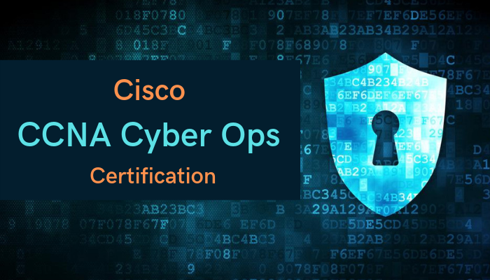 CCNA Cybersecurity Operations 1.0 (CyberOps)