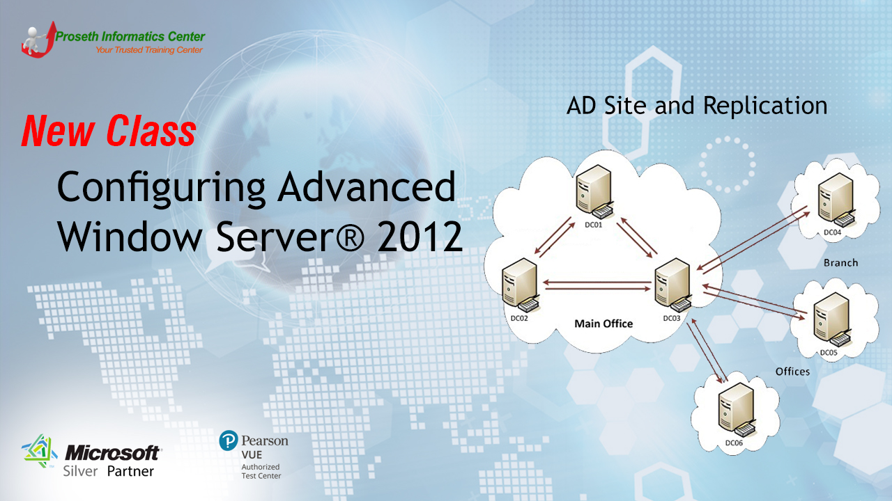 Course 20412D: Configuring Advanced Windows Server® 2012 Services