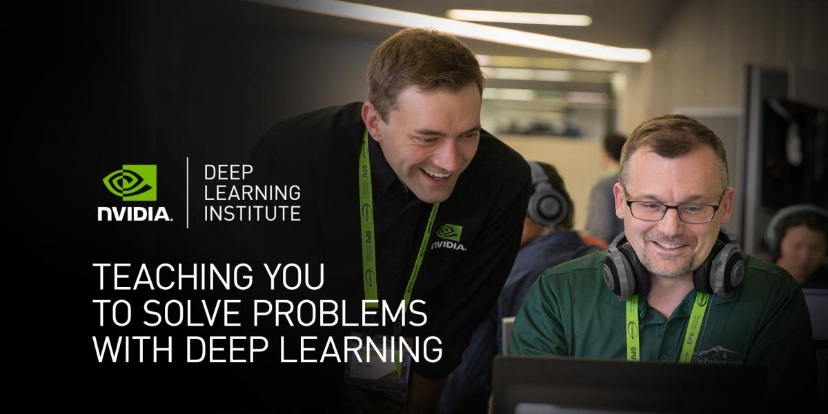 Introduction to Deep Learning with NVIDIA GPUs