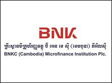 BNKC Microfinance Institution Plc